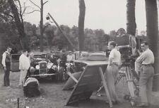 SERGE de POLIGNY Voiture Peugeot 201 PAUL PAULEY Caméra Tournage Photo 1932