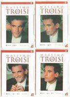 MASSIMO TROISI IN TV n. 4 DVD PAL Ita