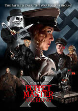 Puppet Master X: Axis Rising Blu-ray Region A