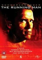 The Running Man Arnold Schwarzenegger Maria Conchita Universale UK DVD Nuovo