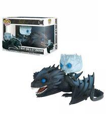 + FunKo #58  Pop Rides: Game of Thrones - Night King on Dragon Oversized 57:5