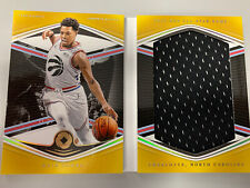 2019-20 Opulence Kyle Lowry All-star Game Patch Booklet 40/79 Team Giannis