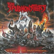 THE SPUDMONSTERS Stop The Madness (CD 1993) Hardcore Punk Made in USA