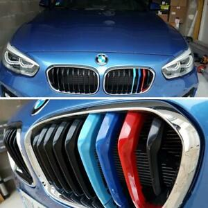 BizTech® Clip In Grill inserts For BMW 1 Series F20 F21 15-19 M Power Sport Tech