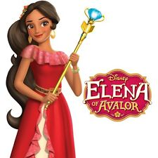 DISNEY *****PRINCESS ******ELENA OF AVALOR ********* T-SHIRT IRON ON TRANSFER