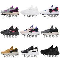 Nike Air Huarache / Run Mens Classic Running Shoes Sneakers Slip-On Pick 1