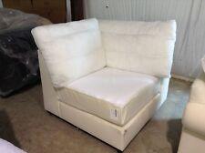 Pottery Barn PB Comfort CORNER sectional sofa component no slipcover box poly