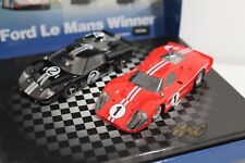 NSR SET04 Ford GT40 Le Mans Winner 1967-1968 Twin Set 1/32 #NEW