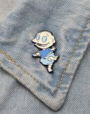 Rugrats Nickelodeon Retro 90s Style Tommy Pickles Enamel Clutch Retro style Pin