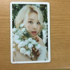 TWICE CHAEYOUNG Better ONCE JAPAN Limited Official Hi Touch Photo Card