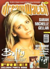WoW! dreamwatch#55 Buffy The Vampire Slayer! Red Dwarf! Mighty Joe Young!