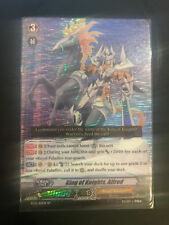 Cardfight! Vanguard  King of Knights, Alfred BT01/S01EN SP card