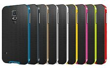 Custodia ARMOR Tpu Slim Cover Case Per Samsung Galaxy S5 I9600 G900 Bumper Back