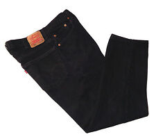 Levi's 550, Black, Relaxed Fit, 5 Pocket Jeans, size 40 x 32
