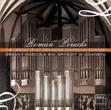 Organ of the St. Brygida's Church in Gdansk, New Music