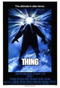 The Thing Movie POSTER 27 x 40 Kurt Russell, Wilford Brimley, A