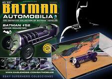 COLECCION COCHES DE METAL ESCALA 1:43 BATMAN AUTOMOBILIA Nº 53 JOKER ROADSTER