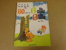 STRIP / BOLLIE & BILLIE N° 4 - 60 GRAPPEN VAN BOLLIE EN BILLIE