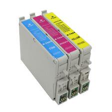 3PK 60 ink For Epson Stylus C68 C88 C88+ CX3800 CX3810 CX4200 CX4800 CX5800 7800
