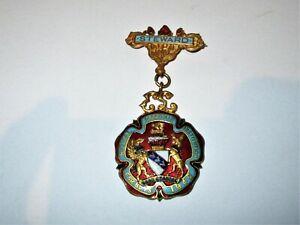Royal Masonic Institution for Boys Steward Jewel 1946