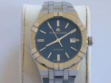 Maurice Lacroix Aikon Gents Automatic Watch - AI6008-SS002-430-1 - Blue