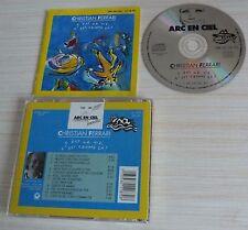 RARE CD ALBUM C'EST LA VIE C'EST COMME CA ! CHRISTIAN FERRARI 11 TITRES 1991