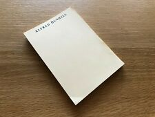 ALFRED DUNHILL Notebook Refills - Notepad Of Notes 14,7 X 10,5 CM - For