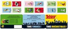 France 2019 Carnet Astérix 12v MNH Neuf**