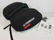 New ListingGenuine 03-09 Yamaha Apex Rs Rx1 Snowmobile Oem Deluxe Semi-Rigid Saddlebags Nos (Fits: Yamaha)