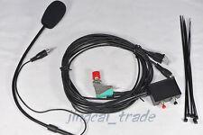 8-pin Manos Libres Micrófono Para Wouxun KG-UV920 coche radio móvil