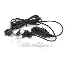 FBI Headset Mic MOTOROLA GP300 GP350 P110 P1225 CP200