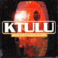 CD SINGLE promo KTULU biocontaminacion SPAIN 1997 trash metal NEW SEALED NUEVO