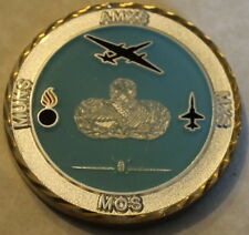 9th Maintenance Group U2 Blackcats Commanders Air Force Challenge Coin