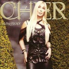 Living Proof Cher MUSIC CD