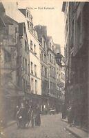 CPA 75 PARIS Ve RUE GALANDE