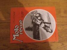 $$$ Moto Revue N°1523 2 temps EMCSports d'hiverEXCAM125cc Bultaco Tralla