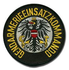 Austrian Gendarmerie SWAT patch Police L378