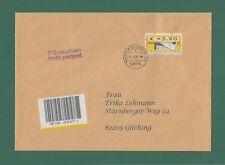 ERSTTAG Samkyung-ATM-EF-Rarität Pn Bonn Postversuch Nr. 5.2 überbreiter Druck!
