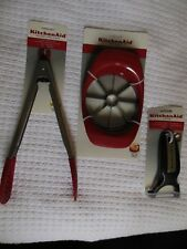 Kitchen aid ** TONGS / SLICER / Y - PEELER ** LOT *** Free  Shipping