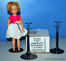 Kaiser Dolls Stands 2701 White 12-17 inches Dolls Bears New Old Stock