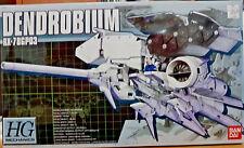 RX-78GP03 Dendrobium Gundama  Bandai Kit 1:550 01 HG Mechanics Gundam UC