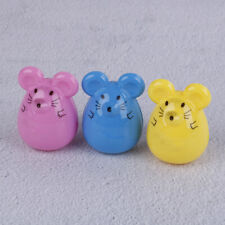 2pcs Kawaii lovely plastic mouse manual pencil sharpener stationery gifyu