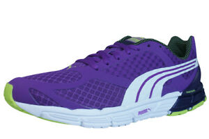 Puma Faas 500 S Womens Running Trainers Cross Fitness Gym Shoes - Grape