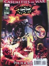 GHOST RIDER #10 (2007) 1ST PRINTING MARVEL COMICS