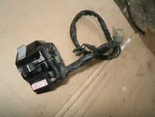 YAMAHA VMX1200 V MAX 1FK 85-02 BREAKING SPARES L/H SWITCH GEAR