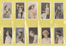 Overseas Issue Film/Film Stars Collectable Cigarette Cards