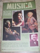 RIVISTA MUSICA N.72 - WALTRAUD MEIER - FEBBRAIO / MARZO 1992 (MU2)
