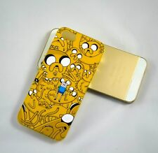 JAKE ADVENTURE TIME FINN DOG HARD PHONE CASE COVER IPHONE AND SAMSUNG MODELS
