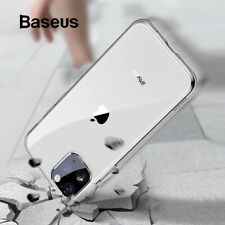 BASEUS New Case Cover Transparent ShockProof Protect Soft for iPhone 11 Pro Max