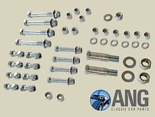 TRIUMPH SPITFIRE MkI, II & III REAR SUSPENSION NUT & BOLT REBUILD KIT